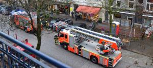 Brand bei Umland-Eppendorf